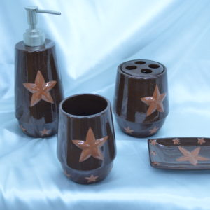 Star Bathroom Set