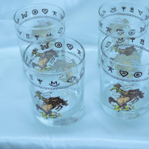 14 oz. Set of 4 glasses
